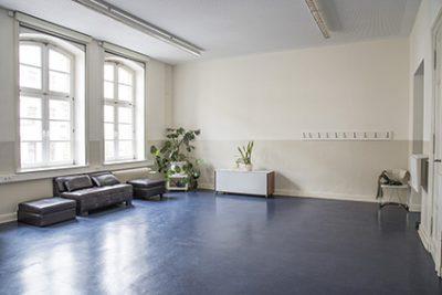 Erzieherausbildung: Pro Inklusio Schulgebäude, Seminarraum