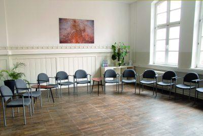 Erzieher-Ausbildung: Pro Inklusio, Schulgebäude, Gruppenraum