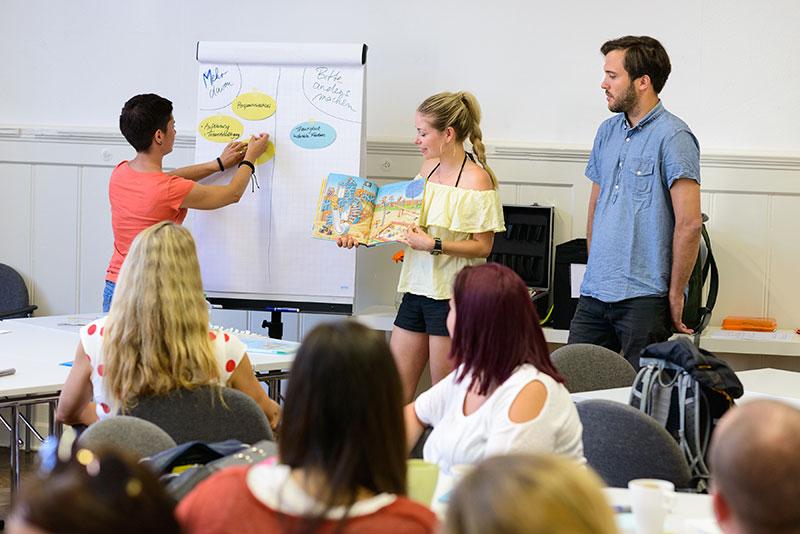 Erzieher-Ausbildung: Kita-Eigenbetriebe, Pro Inklusio - Fachschule für Sozialpädagogik